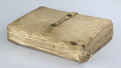 The Binding Of A Copy Of Augustine's 'The Harmony Of The Gospels'